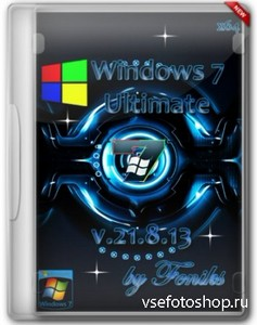 Windows 7x64 Ultimate by Feniks v.21.8.13 (RUS/2013)