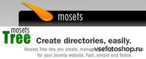 Moset Tree v3.0.9 - for Joomla 2.5 - 3.x - FULL