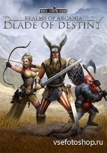 Realms of Arkania: Blade of Destiny (2013/Eng/PC) RePack от VickNet