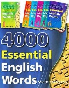 Nation Paul - 4000 Essential English Words 1-6 (Аудиокурс)