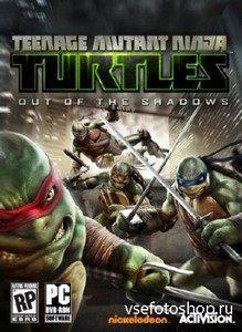 Teenage Mutant Ninja Turtles: Out of the Shadows (2013/ENG/Repack by SEYTER)