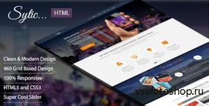 ThemeForest - Sytic - One-Page Responsive Multipurpose Template - RIP