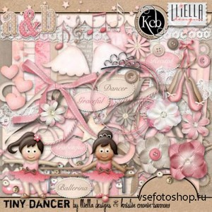 Scrap Set - Tiny Dancer PNG and JPG Files