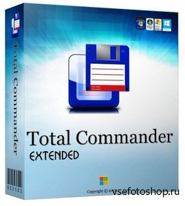 Total Commander 8.01 Extended + Lite 6.9 (& Portable) by BurSoft