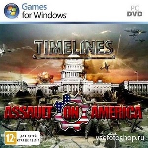 Timelines: Assault on America (2013/RUS/ENG/Multi6/RePack от Fenixx)