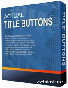 Actual Title Buttons 8.0.2 Rus
