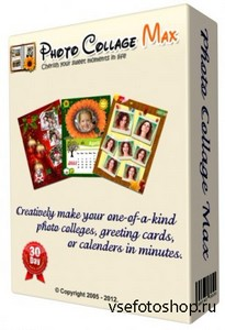 Photo Collage Max 2.2.2.8 RePack by AlekseyPopovv