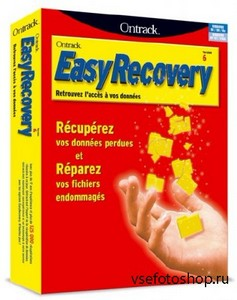 Ontrack EasyRecovery Professional 11.0.1.0 (x86/x64) + Rus