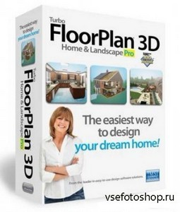 TurboFloorPlan 3D Home and Landscape Pro v17.0
