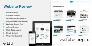 CodeCanyon - Website Review v1.4