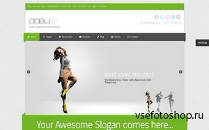 WrapBootstrap - Abbu - Responsive Business Theme