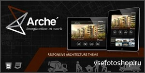 ThemeForest - Arctek - Architecture Creative Template - RIP