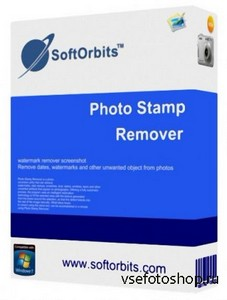 SoftOrbits Photo Stamp Remover 5.5 ML/Rus