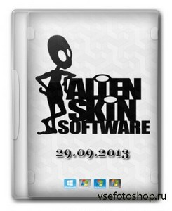 Alien Skin Software Photo Bundle collection 2013 (29.09.2013)