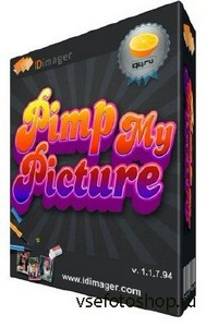 IDimager Pimp My Picture 1.1.7.94 (2013/RUS)  Portable