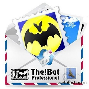 The Bat! Professional 5.8.8 Final RePack/Portable by KpoJIuK