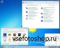 Windows 7 Ultimate SP1 Incorporate October 2013 (x64/RUS/ENG)