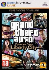 Grand Theft Auto IV: Episodes From Liberty City (2010/RUS/ENG/RePack by CUT ...