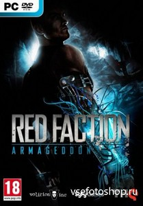 Red Faction: Armageddon + 3 DLC (Upd.07.10.2013) (2011/RUS/ENG/MULTi7/Repac ...