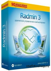 Radmin Server | Viewer 3.5 RePack by Alker + Radmin Deployment Package