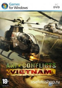 Air Conflicts: Вьетнам / Air Conflicts: Vietnam (2013/RUS/ENG/MULTI7/RePack ...