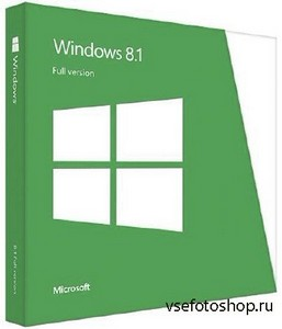 Microsoft Windows 8.1 Rollup 1 x64 -16in1 AIO by m0nkrus (RUS/ENG)