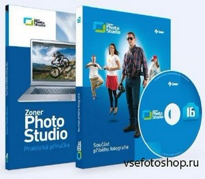 Zoner Photo Studio Pro 16.0.1.4 Datecode 11.11.2013 Rus Portable by Maveric ...