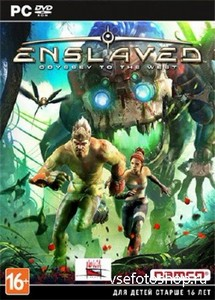 Enslaved: Odyssey to the West (v1.0/4DLC/2013/RUS/ENG) Repack z10yded