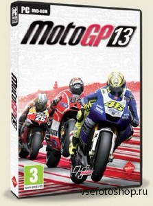 MotoGP 13 (2013/Eng/MULTI5/PC) – DeZoMoR4iN
