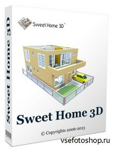 Sweet Home 3D 4.2 Final (ML|RUS)