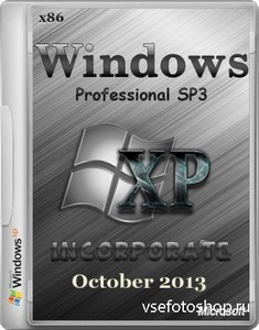 Windows Xp Professional SP3 Incorporate October 2013 (x86/RUS/ENG)