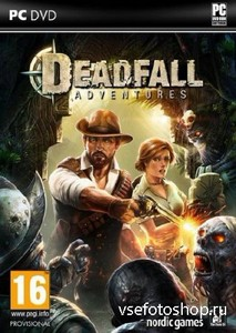 Deadfall Adventures (2013/RUS/ENG/MULTI5)
