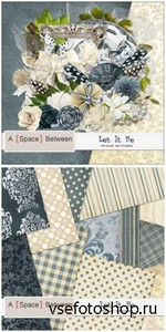 Scrap Set - Let it Be PNG and JPG Files
