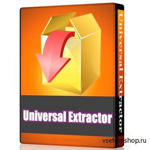 Universal Extractor v1.7.1 Rus