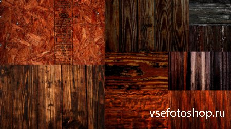 Red Chipboard and other Textures JPG Files