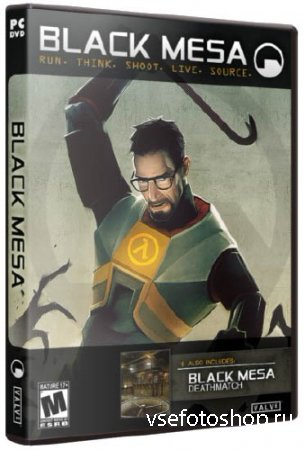 Black Mesa (2012/Rus/Eng/Multi5/PC) RePack от RG Games