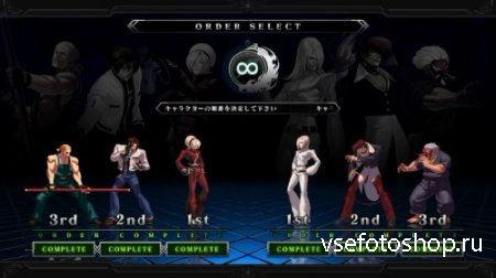 The King of Fighters XIII: Steam Edition v.1.4b (2013/Eng/Multi9/PC) Steam-Rip от R.G. GameWorks