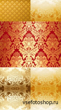 Gold Plated Vintage Texture JPG Files