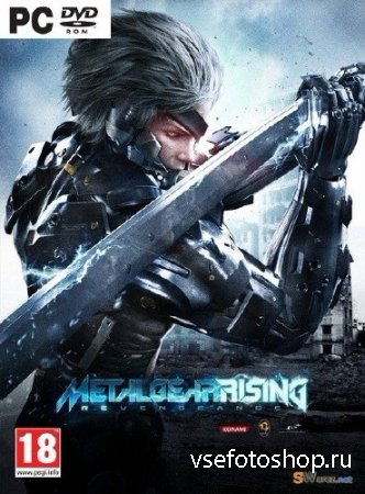 Metal Gear Rising: Revengeance (2014/ENG/MULTi7) Steam-Rip от R.G. Pirates Games