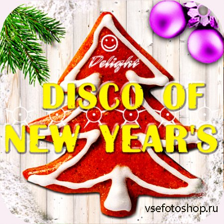 Disco of New Year's Delight (2014)