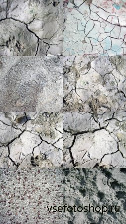 Cracked Earth Texture JPG Files