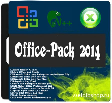 Office-Pack (2014/RUS)