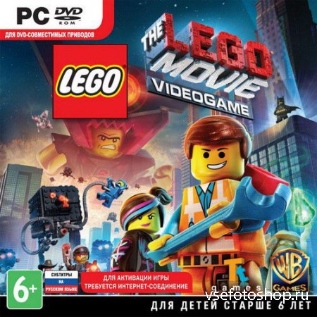 The LEGO Movie Videogame (2014/RUS/ENG/Multi9-FAIRLIGHT)