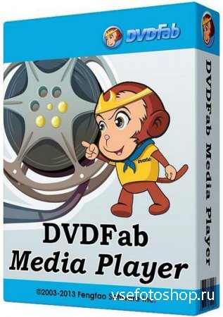 DVDFab Media Player 2.2.4.0 Final