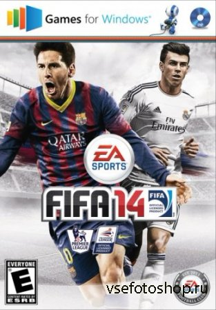 FIFA 14: Ultimate Edition (v 1.4.0.0/2013/RUS/ENG/MULTi13) Repack от z10yde ...