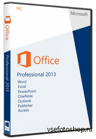 Microsoft Office 2013 Professional Plus 15.0.4569.1506 SP1 RePack by D!akov ...