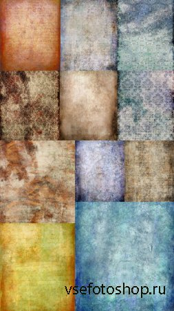 Dirty Retro Textures JPG Files