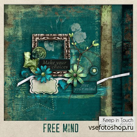 Scrap - Free Mind PNG and JPG Fles