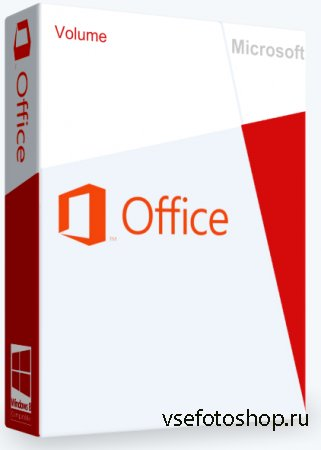Microsoft Office 2013 SP1 VL x86/x64 Select AIO (2014/RUS/ENG)