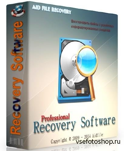 Aidfile Recovery Software Professional 3.6.5.2